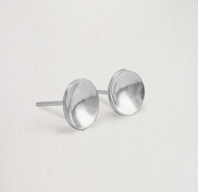 Simple sterling studs