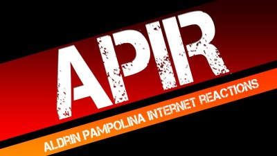 APIR : Aldrin Pampolina Internet Reactions