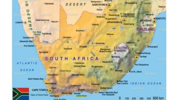 Traumautbildning i Sydafrika