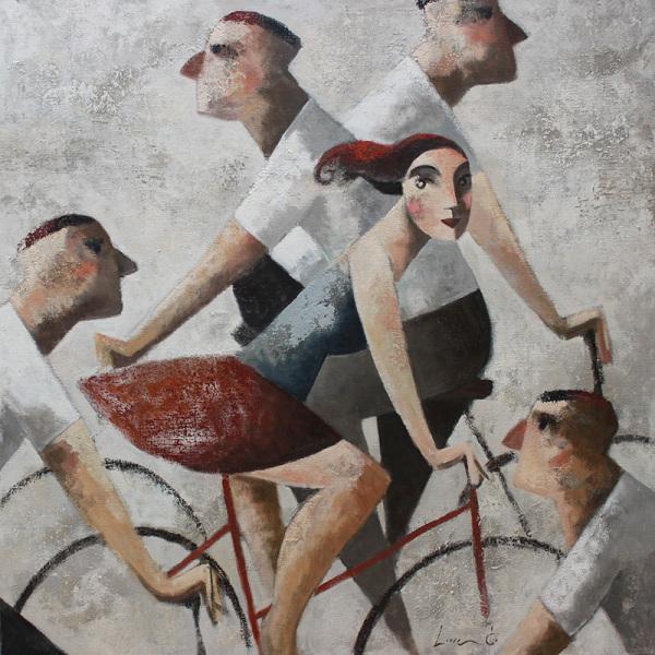 Cyclistas