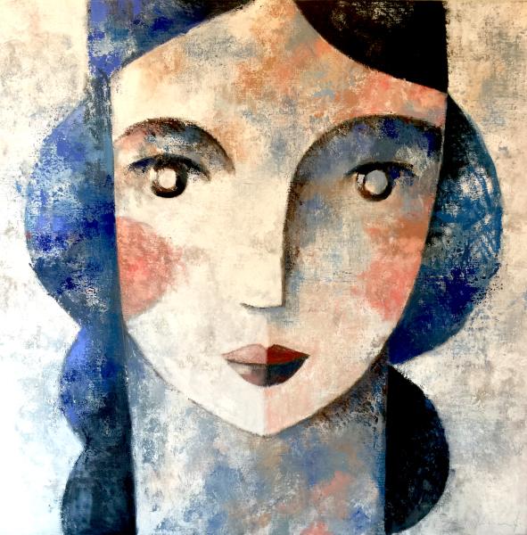 Face & Blue