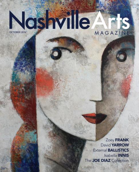 Nashville Arts Cover