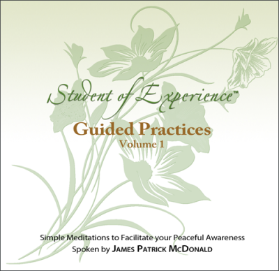 Guided Practices Meditation CD by James Patrick McDonald