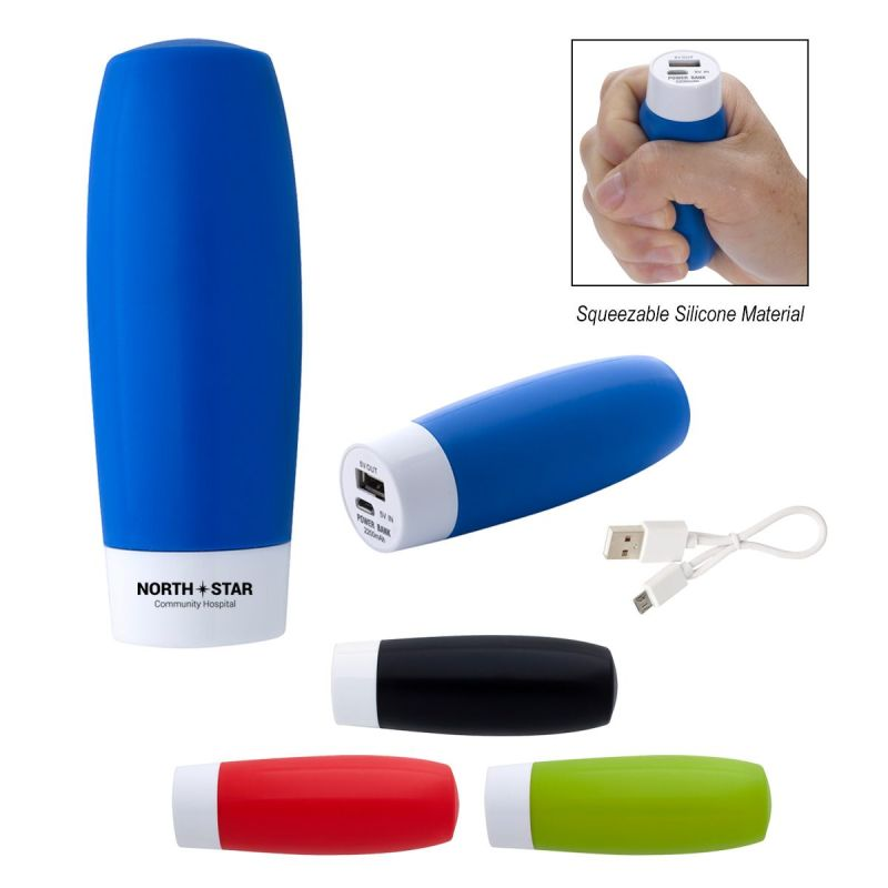 Power Bank Stress Reliever