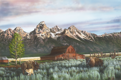 Thomas Miller - Painting