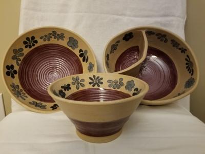 Ginni Cormack - Pottery