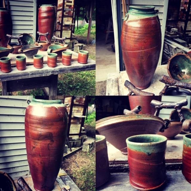 Kevin Caulfield - Pottery
