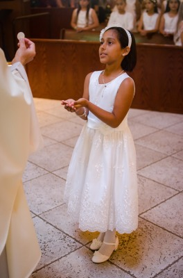 First Communion (May 5, 2018)