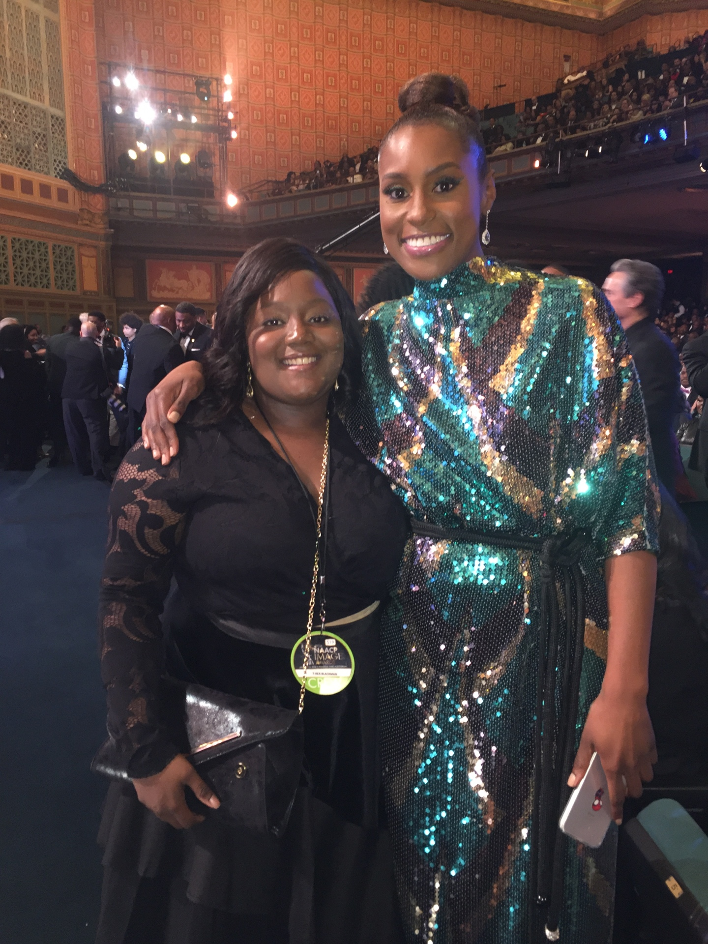 2018 NAACP Image Awards Recap & Meeting Issa Rae