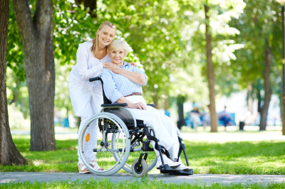 Receiving Loving Care