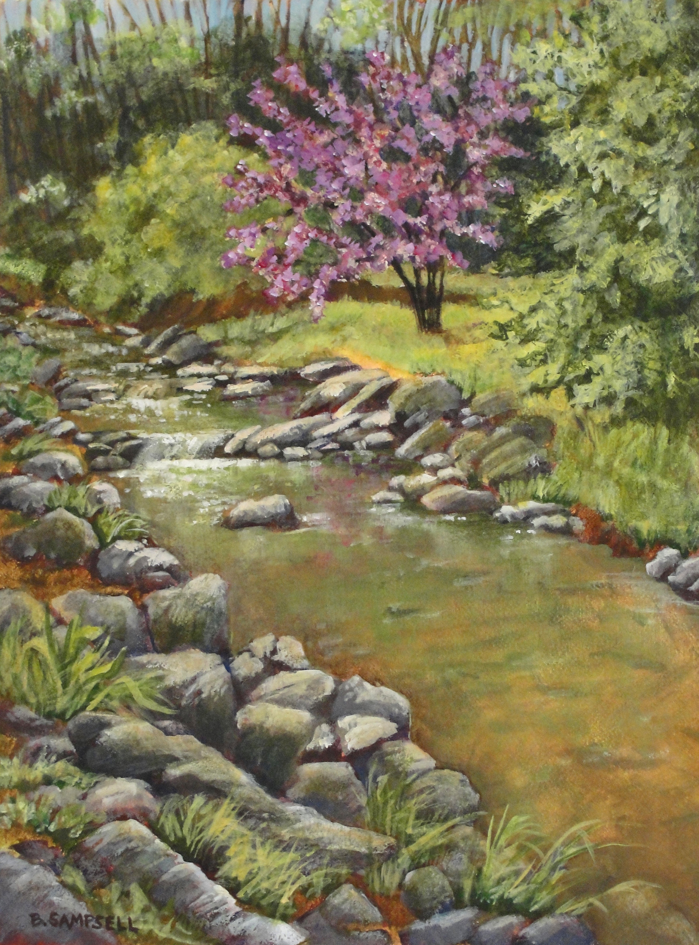Nixon Park Creek