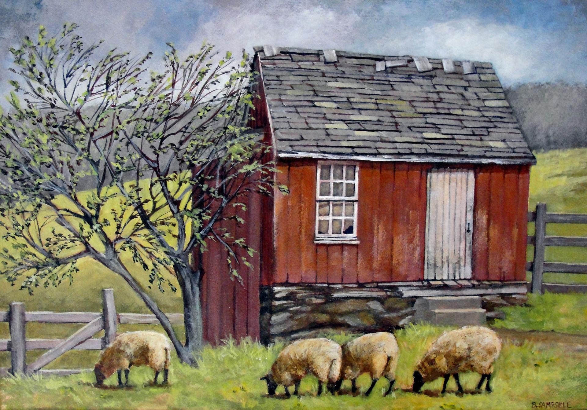 Sheep Shack