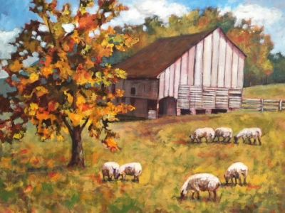 Old Grey Barn