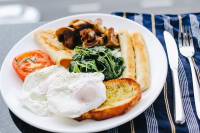 Hearty Country Breakfast Served Daily