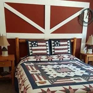 Sugar Pine Room