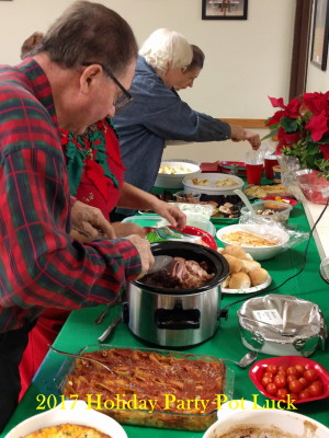 Holiday Pot Luck