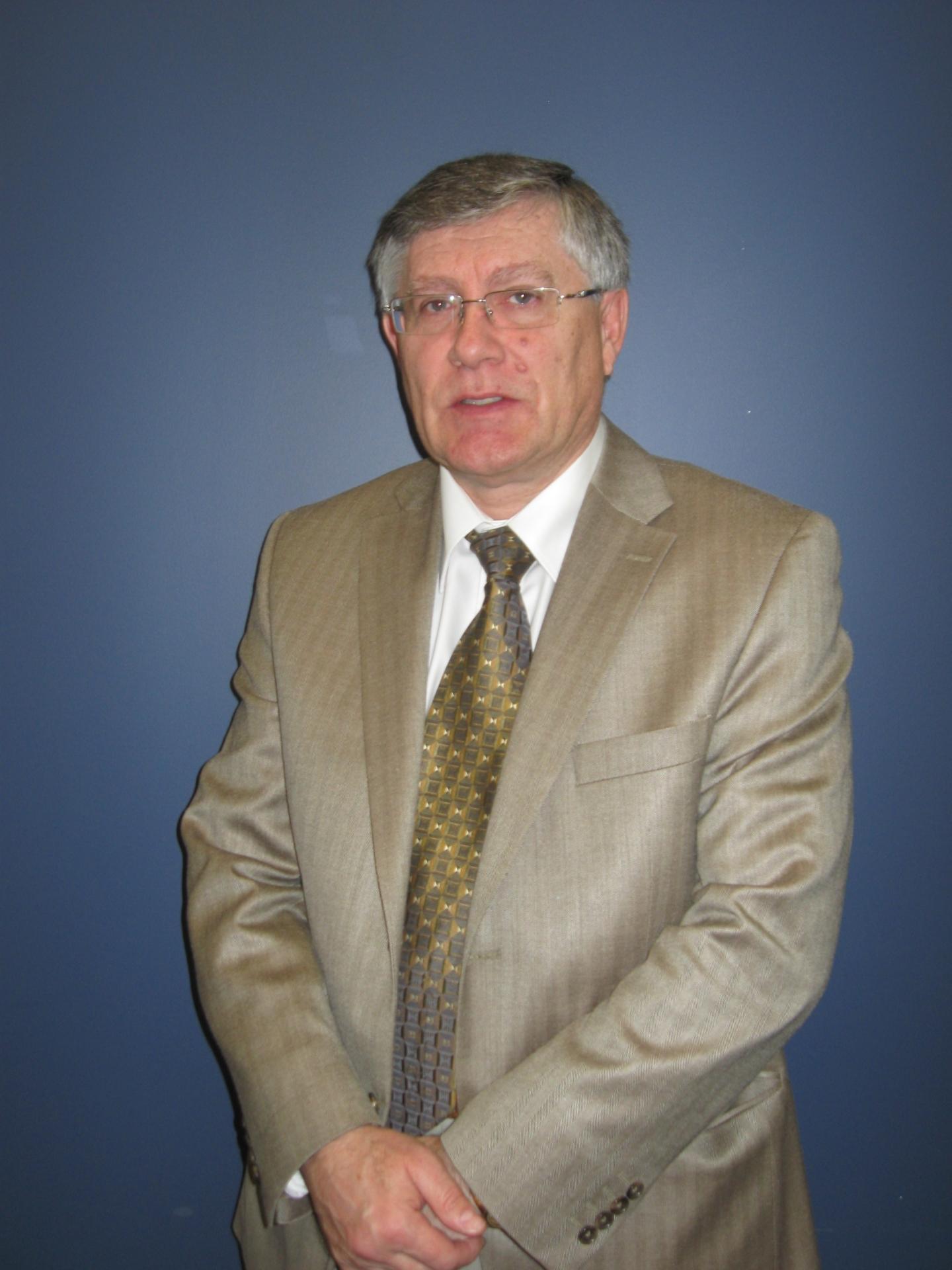 Daniel (Dan) F. Vrabel P.Eng., PMP