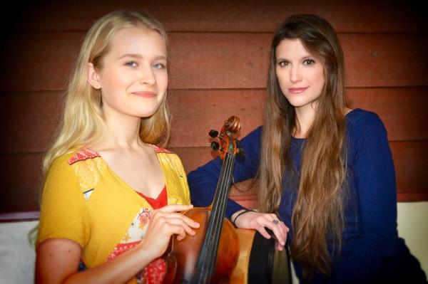 Haley & Megan
