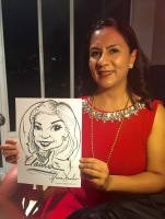 quinceanera,sweet, sweet 16, sweet 16s, quinceaneras, fiesta, cumpleanos, birthday, party, caricature, events, drawings