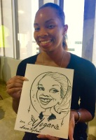 Corporate  Events, Luncheon, Christmas Party, Caricatures, Services, Entertainment, Artist, party planning