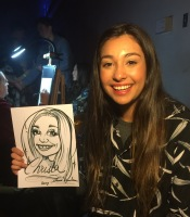 Caricatures, memories, parties, fiesta, birthdays, weddings, events, corporate, birthday, sweet 16, quinceanera