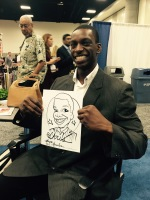 Corporate  Events, Luncheon, Christmas Party, Holiday, Caricatures, Services, Entertainment, Artist, party planning
