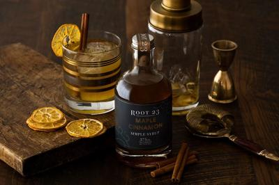 Root 23 - Simple Syrups. Simple Cocktails