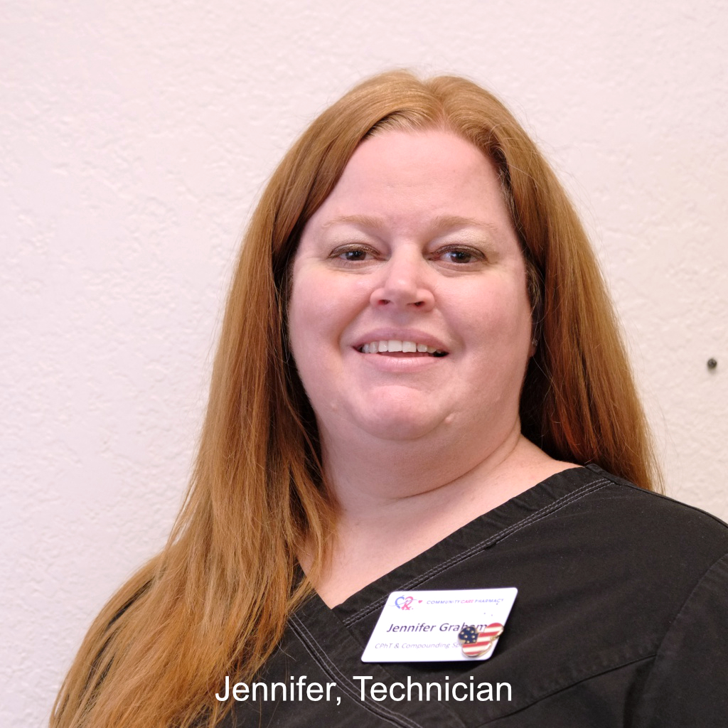 Jennifer, Technician