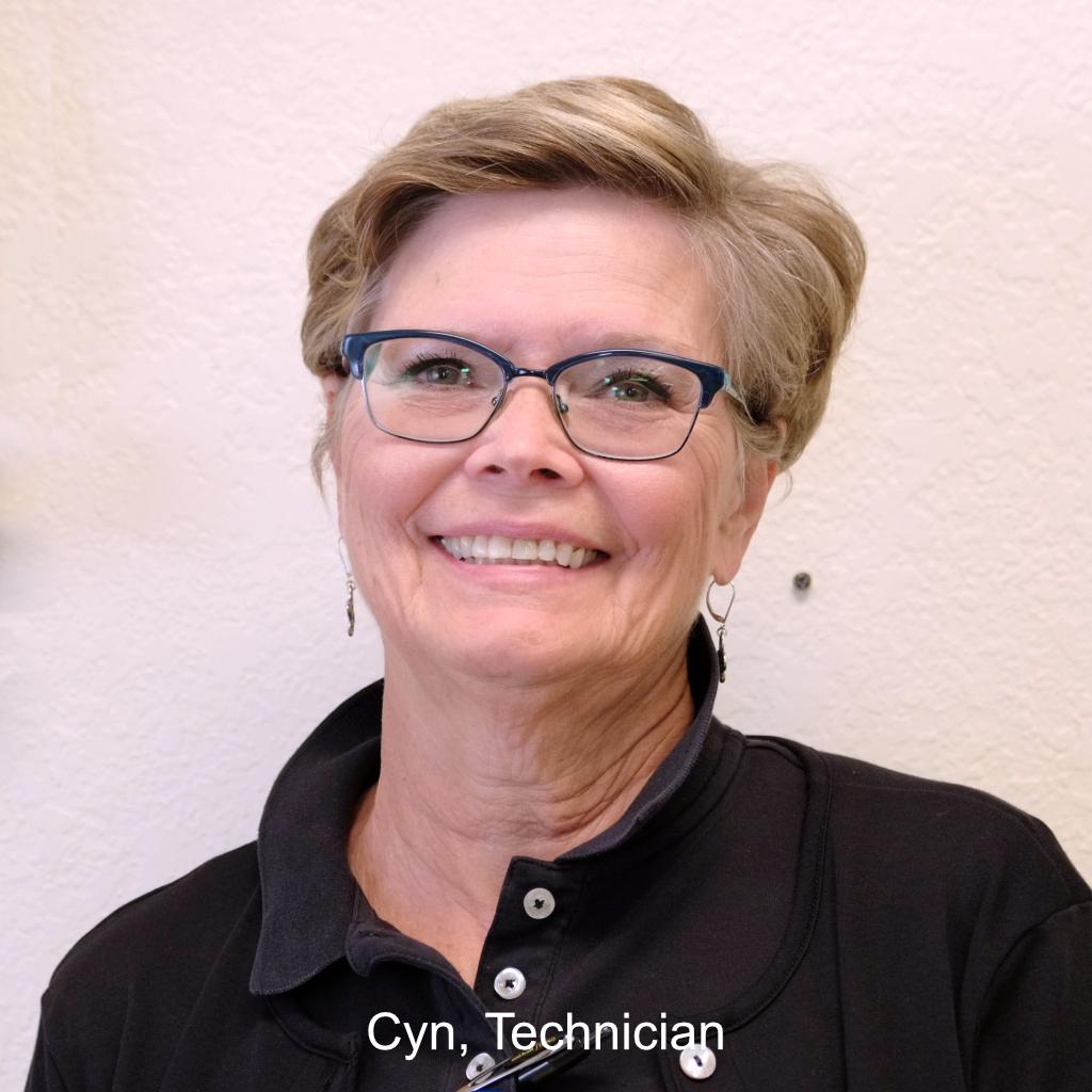 Cyn, Technician
