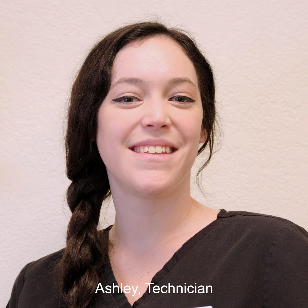 Ashley, Technician