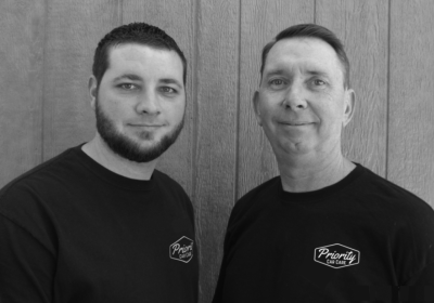 Owners Ken & Mike