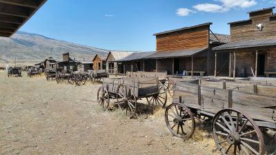 Trail Town - Cody Wyoming,