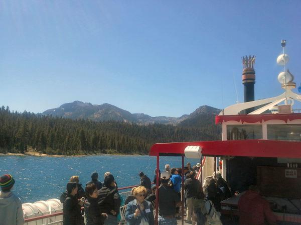 BTD Tours - Lake Tahoe