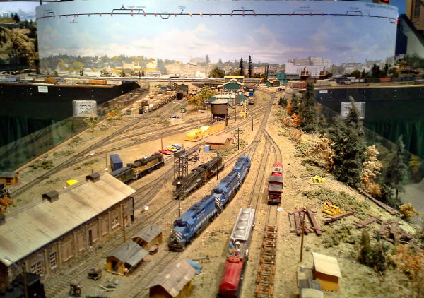 Colorado Model Railroad Museum