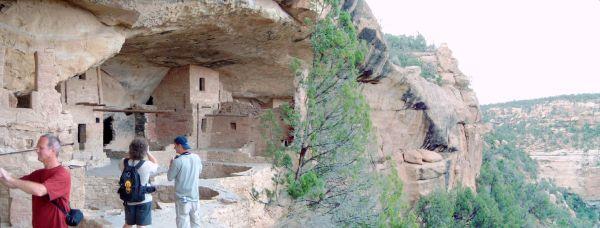 Cliff House Mesa - Mesa Verde