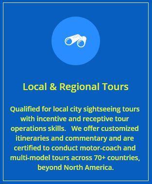 Local Regional Tours