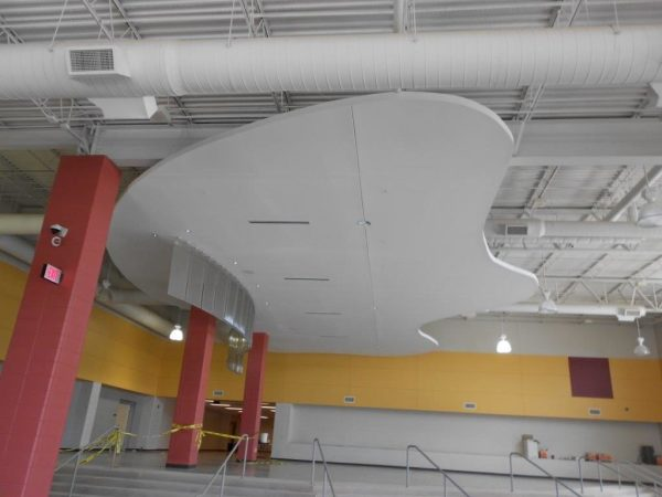Acoustical Ceiling