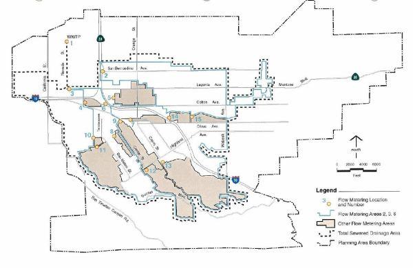 Redlands Sewer Study