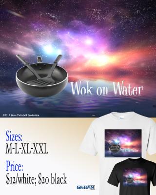 Wok on Water