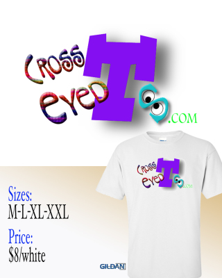 CrossEyedT Logo Shirt