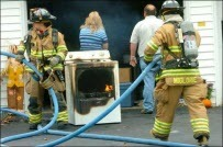 Clean dryer vents & prevent dryer fires