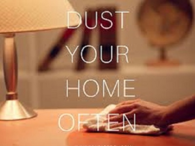 What is that dust in your house?