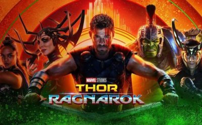 "Zombie Reviews ""Thor: Ragnarok"""