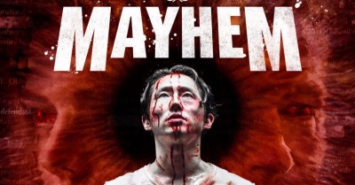 "Zombie Reviews ""Mayhem"""