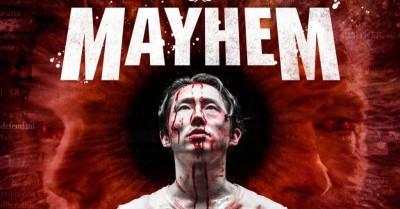 "Zombie Reviews ""Mayhem"""