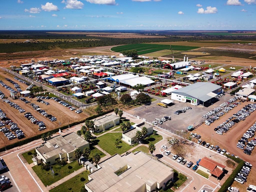 Bahia-farm-show-visão-aérea