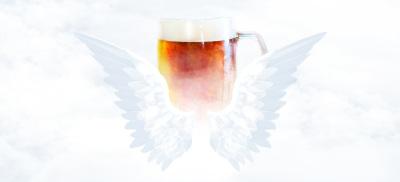 Potkal jsem anděla v hospodě.