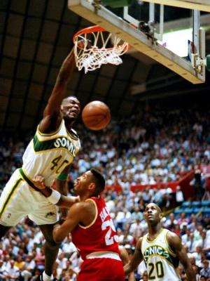 Post #13 - Shawn Kemp Highlights