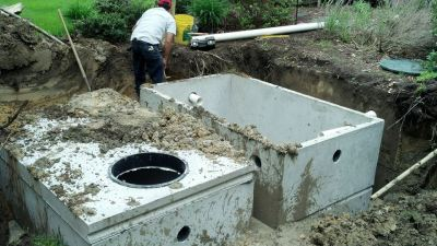 25% Of U.S. Homes Are on a Septic System
