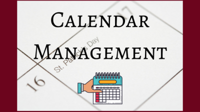 Virtual Assistant Services - Calendar Management for Businesses